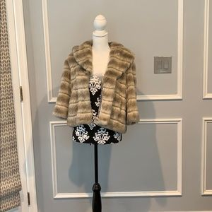 Juicy faux fur jacket